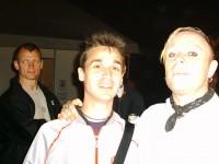 Creamfields 2005 with Prodigy